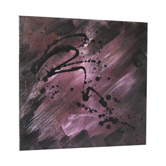 Tableau-prune-violet