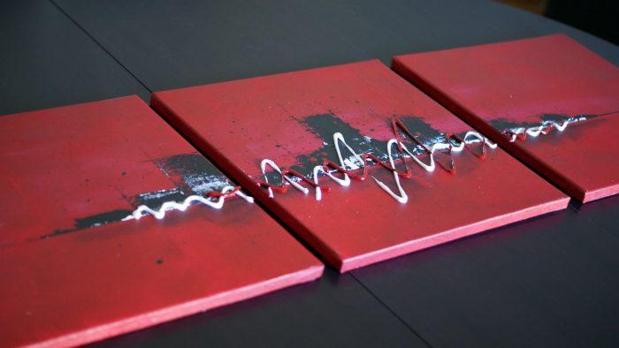 tableau-rouge-triptyque