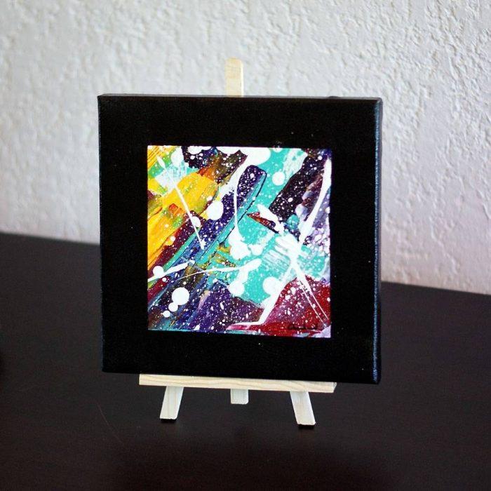Mini tableau petit tableau