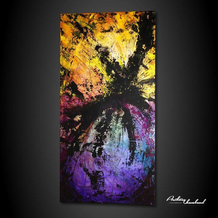 tableau-sur-bois-coloré