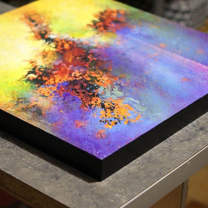 peinture-multicolore-sur-bois-deco-design