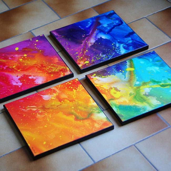 tableau couleur