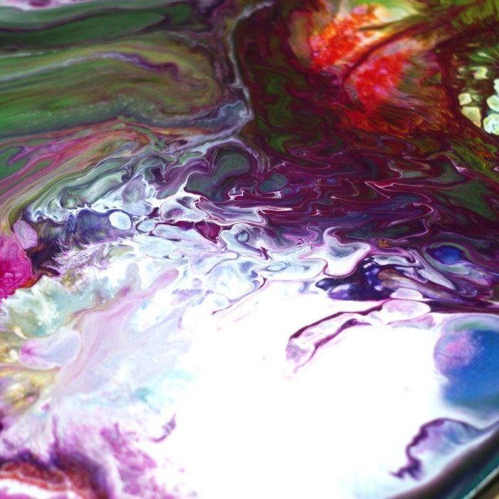 Tableau coloré deco