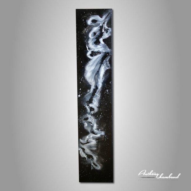 Tableau noir et blanc Vaimu 3