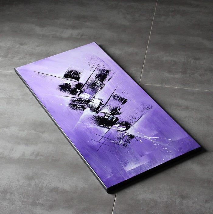 Tableau violet Lilla