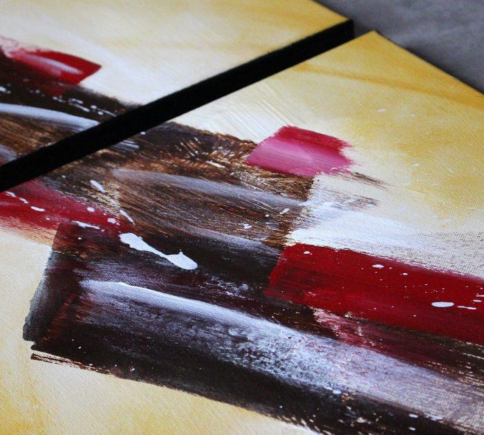 Tableau coloré Kauge 2