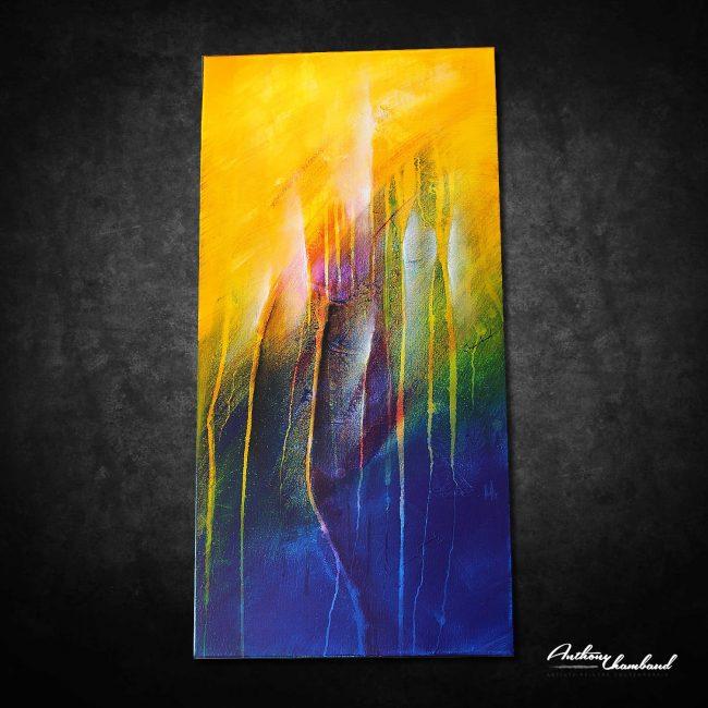 tableau hauteur coloré
