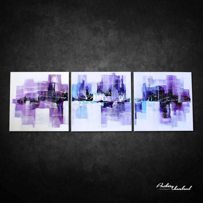 Triptyque violet Kautta