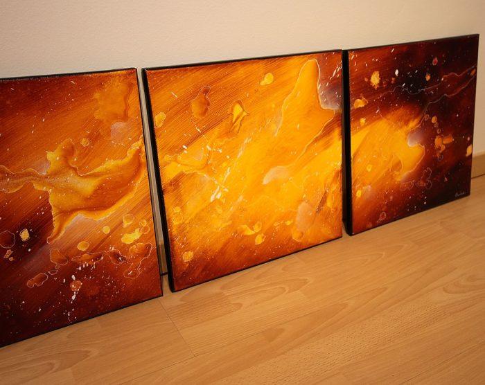 tableau orange