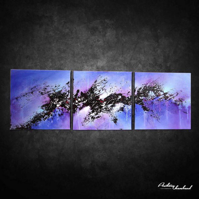 tableau violet
