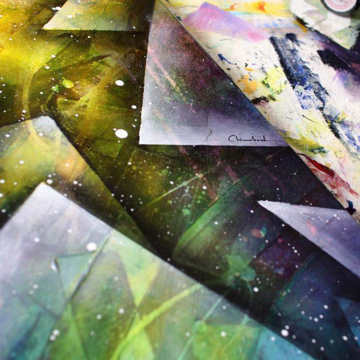 Tableau coloré Ulatus 11