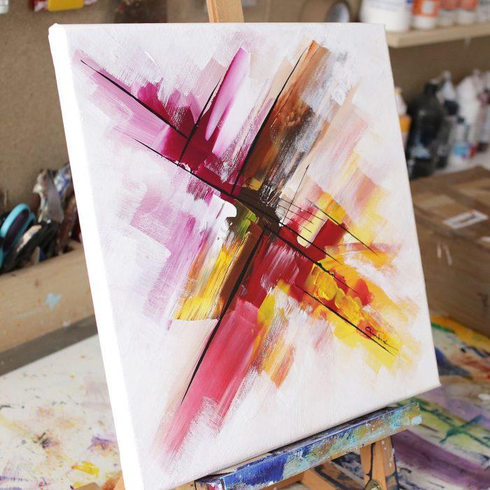 Tableau couleur Shôrai 2