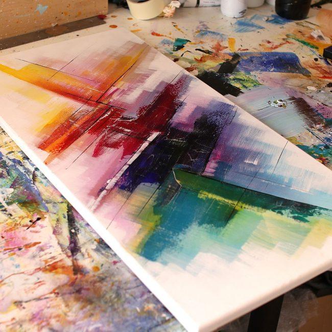Tableau couleur Shôrai 4