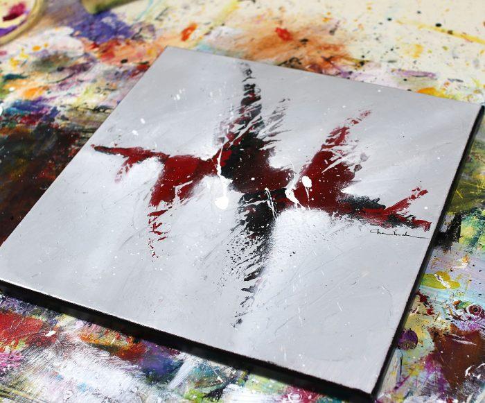 Tableau rouge Chikinô