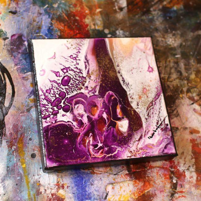 Peinture abstraite Jieito