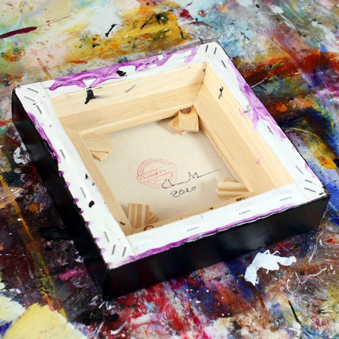 Peinture abstraite Jieito 3